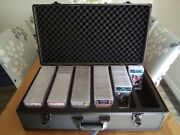 The Beast Storage Case For Graded Psa And Bgs Holds 270 Psa Cards Locks And Keys