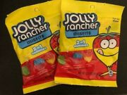 Jolly Rancher Misfits 2-in-1 Gummy/gummies Candy- Lot Of 2 Bags