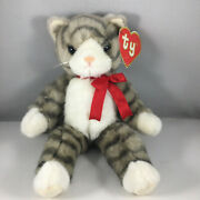Ty Rare Plush Mittens The Cat Style 1118 2nd Generation Hang Tag 1992 Vhtf