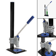 New Manual Beer Capping Machine Beer Cap Soda Sealing Glass Bottle Capper Blue