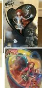 Lot Of 2 Winx Club Blooms Dolls Sdcc 2012 Silver And Exclusive Believix
