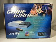 Game Wave Family Entertainment System Games New Unopened Ages 8+ Plays Dvds