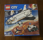 Lego 60226 City Space Mars Research Shuttle - Brand New Factory Sealed 273 Piece