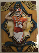 Trevor Lawrence 2021 Panini Legacy Rookie Dare To Tear Rip Ssp Case Hit