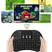 Lot 10x 2.4ghz Mini Wireless Keyboard Remote Controls Touchpad For Smart Tv Pc