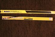2 Packages 4 Wiper Blades Total 22 Refills - Anco U-22r And Penske 22