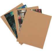 8 X 8 Chipboard Pads, Brown 6750 Pieces