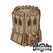 Knights Of Dice Invictus Terrain Bastion Tower Sw