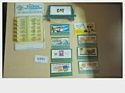 Vintage Bachmann 42204 Ho Railroad Signs And Billboard Signs And Frame Lot 5551