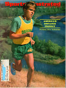 Sports Illustrated 1970 Prefontaine Excellent Condition