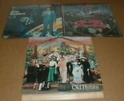 3 New Jim And Tammy Bakker Sealed Lp Record Christian Ptl Musical Family Hymns Lot