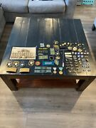 Ww2 Medals Badgespatches Picture- Huge Lot Of Murfin Army