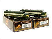 Mth Trains 80-2086-1 Erie Alco Pa Aa Diesel Engine Set Protosound 3 Ho Scale