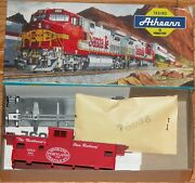 Athearn 5399 Wide Vision Caboose Kit Spokane Portland And Seattle Spands 901
