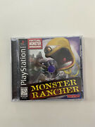 Monster Rancher Sony Playstation 1, 1997