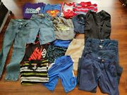 Boys Clothes Lot 18 Size 10/12 Fall Winter Clothing Old Navy Under Armour Nike
