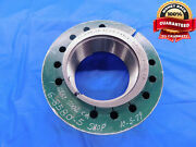 2 1/2 8 Un 2a Thread Ring Gage 2.5 Go Only P.d. = 2.4164 2.50 2.500 2.5000 Check