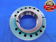 3 5/8 8 Uns 2a Thread Ring Gage 3.625 Go Only P.d. = 3.5420 3.6250 Inspection