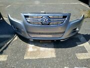 2009-2011 Volkswagen Tiguan Front Bumper Cover With Grill 09-11