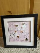 Disney Japan Catalog Store Jds Cats Le 3000 Framed Pin Cheshire Marie Dinah