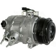 198357 4-seasons Four-seasons A/c Ac Compressor New With Clutch For Ford Fusion
