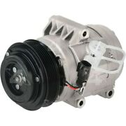68669 4-seasons Four-seasons A/c Ac Compressor New With Clutch For Ford Fusion