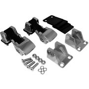 Rt34083 Rt Off-road Hood Latches Locks Set Of 2 New For Jeep Cj7 Cj5 Willys Pair