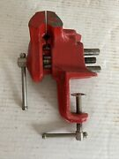 Sears Vintage Light Duty 3 Clamp On Vise No.95174