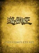 Yu-gi-oh The Complete Series Seasons 1-5 Dvd Brand New Sealed