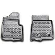74-12-21007 Westin Floor Mats Front New Black For F150 Truck Ford F-150 09-14
