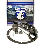 Bk D80-a Yukon Gear And Axle Ring And Pinion Installation Kit Rear New For Chevy