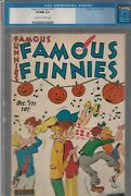 Famous Funnies 171 Cgc 9.0 1948