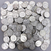 Franklin Half Dollar Lot 90 Silver 100 Face 200 Us Coins Mixed Date