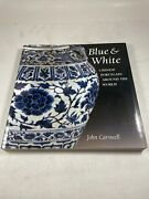 Glassware Blue And White Chinese Porcelain John Carswell Paperback 2000 Rare