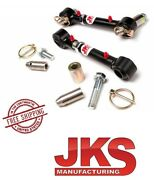 Jks Quicker Sway Bar Disconnects Fits 4- 6 Lift 99-04 Jeep Grand Cherokee Wj