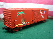 K-line K765-2112 Union Pacific Up Herbie O Scale Boxcar Herb-1 With Orig Box