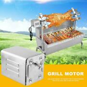 Large Party Bbq Grill Electric Hog Roast Barbeque Spit Machine Oven Rotisserie