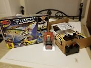 Spin Master Air Hogs R/c Storm Launcher Pro All Terrain Vehicle New W Power Pack