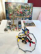 Fairground Mixer 10244 Complete With Box And Power Functions Original Lego Set