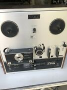 Akai X-200d Reel-to-reel Tape Deck With Wood Case