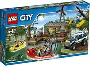 Lego City 60068 Police Crooks Hideout Brand New And Factory Sealed Retired Set