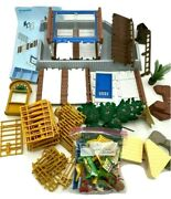 Playmobil Big Zoo 3634 Play Set Without Animals, People + Other Pieces Included