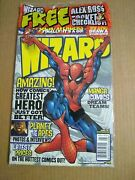 Wizard Magazine May 2001 116 Cover 1 Spider-man New/sealed Alex Ross Checklist