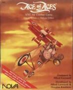 Nova Ace Of Aces Ace Of Aces - Wwi Air Combat Game Handy Rotary Deluxe Ed Ex