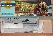 Bev Bel / Athearn 1798 54and039 Ps Ribside Covered Hopper Kit Conrail Cr 889714
