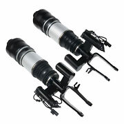 For Mercedes E-class W211 4matic 2002-2009 Front Air Suspension Struts Set Of 2