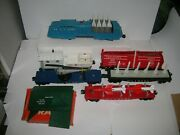 Lionel Post War Set 2527 From 1959  Missile Launching Set . Lot 21349