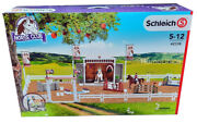 Schleich Horse Club Big Show With Horses Figures Set Toy 42338