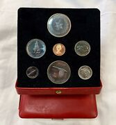 1867-1967 80 Sterling Silver Canada Coin Set
