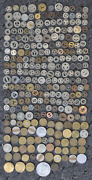 261 Transportation Parking Bus Subway Fare Transit Tokens Collection